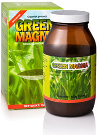 Green Magma cukorbetegség